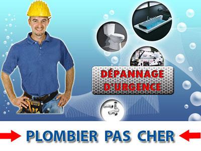 Debouchage wc Clichy sous Bois 93390