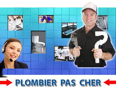 Debouchage wc Le Thillay 95500