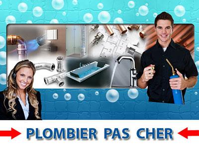 Debouchage wc Tremblay en France 93290